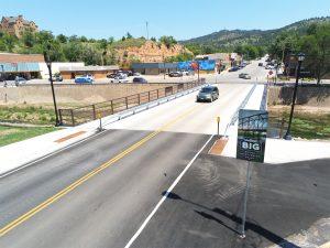 Jennings Avenue Bridge, SD Bridge Improvement Grant