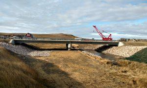 Big Nasty Creek Bridge, Harding County