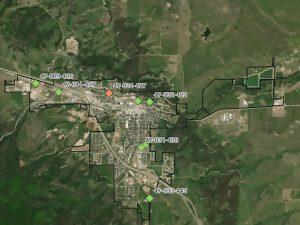 SD Bridge Inspection GIS