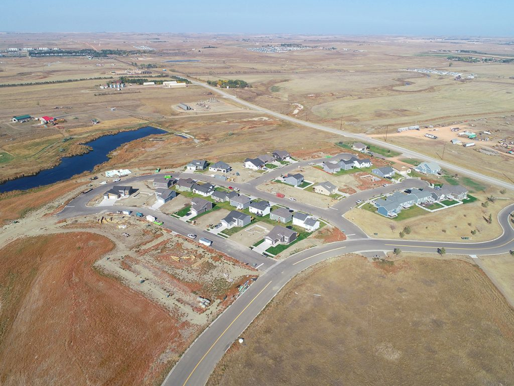 Stepping Stone Residential Development Watford City