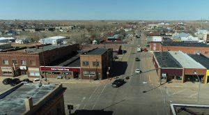Montana Ave West Half